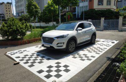 Nội thất otostar.vn Hà Nội lắp camera 360 ELLIVIEW V4 cho xe Hyundai Tucson