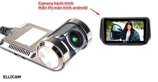 Camera hành trình Android