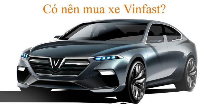 Có nên mua xe Vifast không? Review xe Vinfast