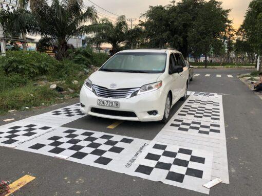Lắp camera 360 Elliview V4 cho xe Sienna 2012 tại Lâm Tiến Auto