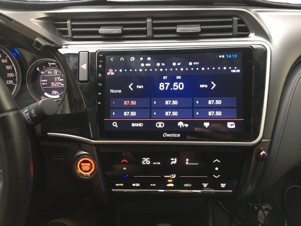 Review Honda City 2019 lắp camera 360 Elliview V4 tại Xế Pro - Bình Dương