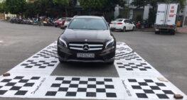Camera 360 độ cho xe Mercedes GLA 250