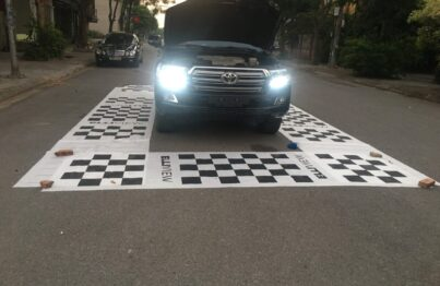 Camera 360 độ oto cho xe Toyota Land Cruiser 2010