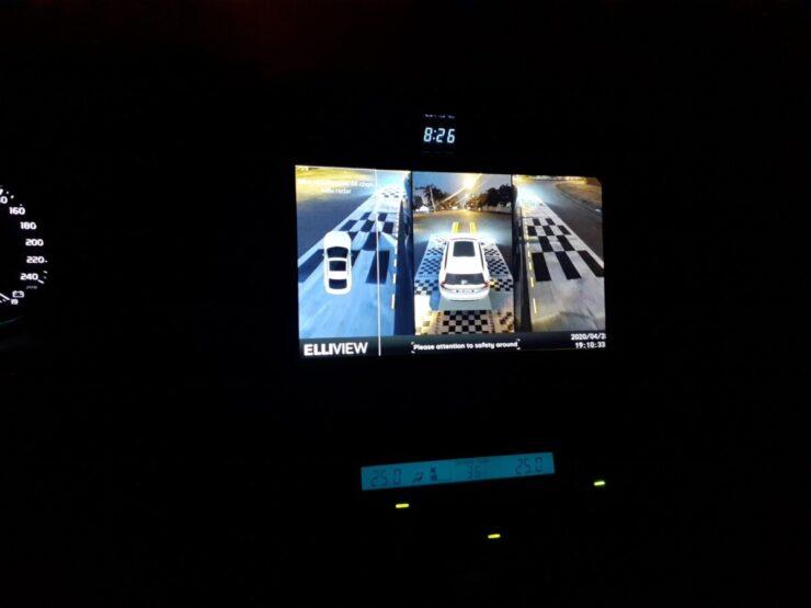 Camera 360 độ Elliview cho xe Toyota Land Cruiser 2010