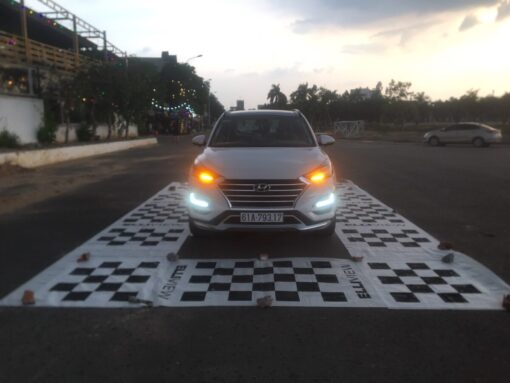 Xe Hyundai Tucson 2020 lắp Camera gì đẹp?