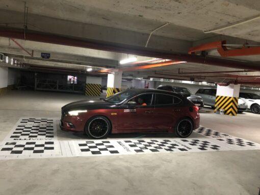 Xe Mazda 3 lắp camera 360 tại Auto Plus Q10 SG