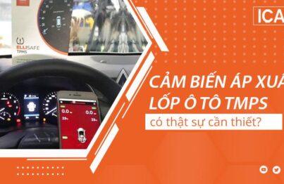cảm biến áp suất lốp ô tô có thực sự cần thiết