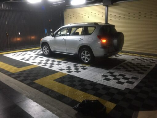 Camera 360 độ cho xe Toyota RAV4 lắp tại Phước Lợi Auto Garage tp HCM