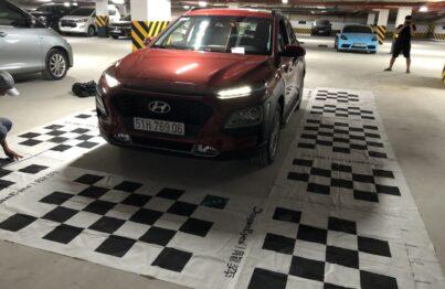 Camera 360 độ oto cho xe Hyundai Kona