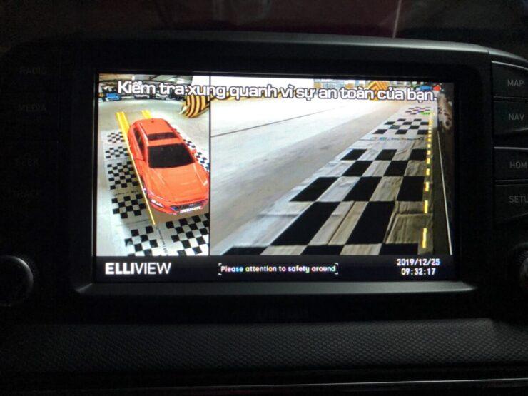 Camera 360 độ oto ELLIVIEW cho Hyundai Kona