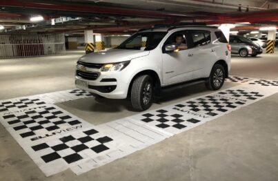Lắp đặt camera 360 độ ô tô cho xe Chevrolet Trailblazer tại MT Workshop