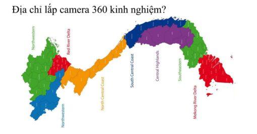 Địa chỉ lắp camera 360 có kinh nghiệm trên toàn quốc Việt Nam