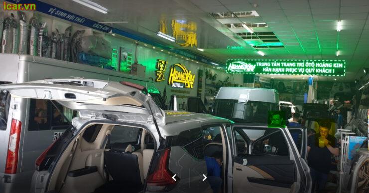 Nội ngoại thất ô tô Hoàng Kim Auto tp HCM