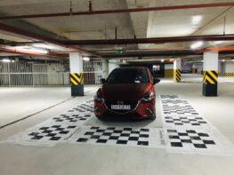 Xe Mazda 2 lắp camera 360 được không và lắp loại nào?