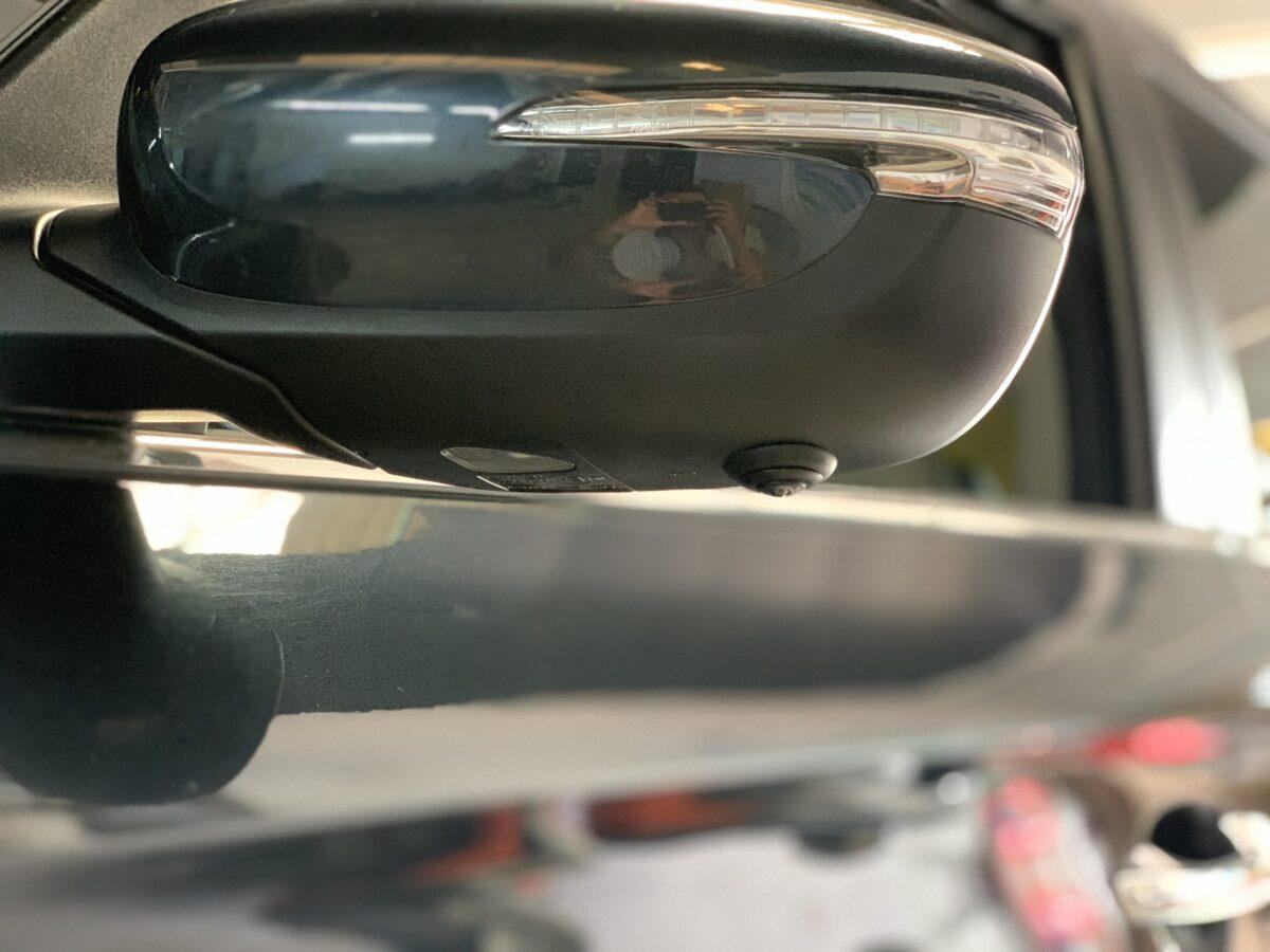 Camera 360 tại gương xe KIA Rondo 2020