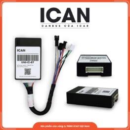 Canbus ICAN V4 ICAR Việt Nam