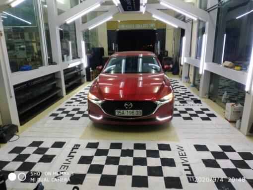 Lắp Camera 360 độ ở Ninh Bình cho xe Mazda 3