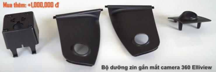 Bộ dưỡng zin cho mắt camera 360 độ xe Ford