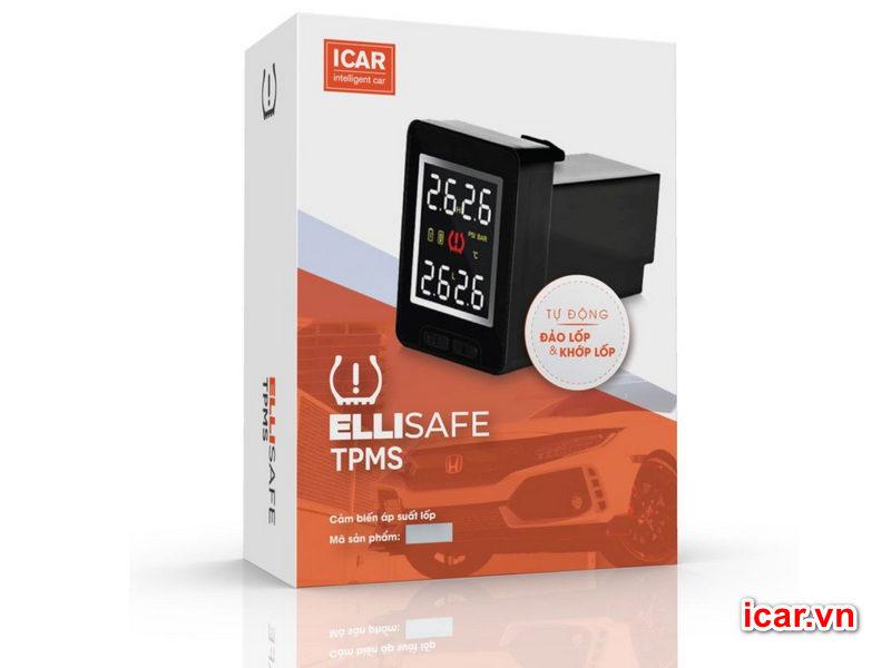 Hệ thống cảm biến cảnh báo áp suất lốp cho xe Toyota TPMS C394