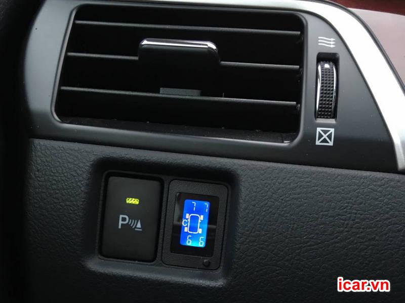 Thiết bị cảm biến áp suất lốp cho dòng xe Camry