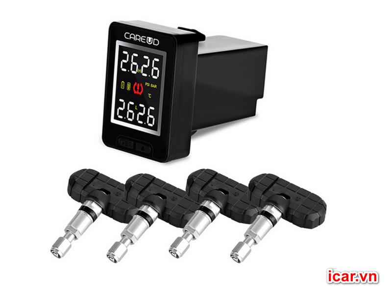 Cảm biến áp suất lốp cho dòng xe Toyota Innova