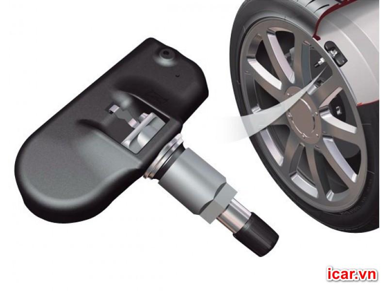 Cảm biến áp suất lốp cho dòng xe Toyota Vios