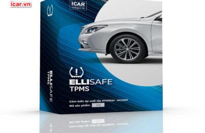 Sản phẩm cảm biến áp suất lốp theo xe Ellisafe i1X Series (màn ODO)
