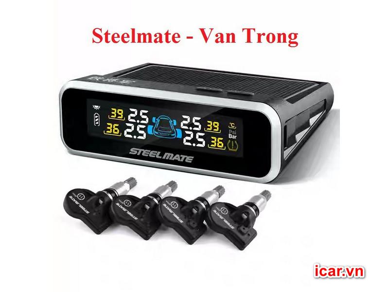 Sự cố cảm biến áp suất lốp ô tô thường gặp