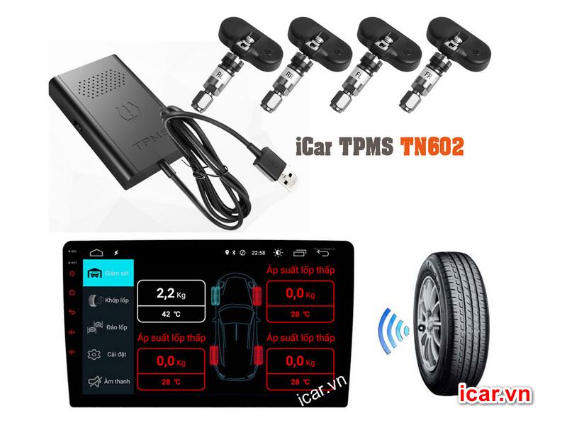Cảm biến áp suất lốp Icar TN602