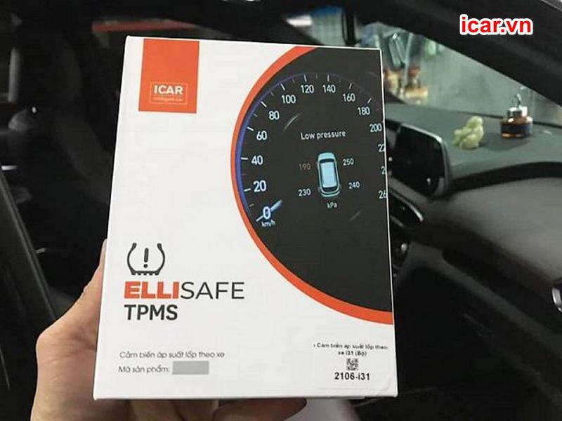 Thiết bị cảm biến áp suất lốp Icar