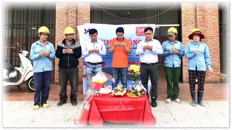 ICAR khởi công tại Đà Nẵng