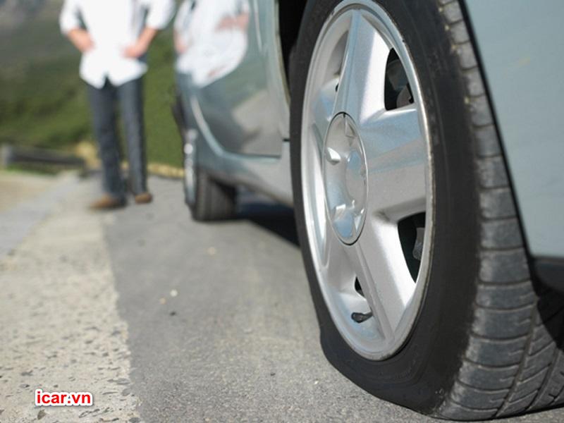 Không còn lo đứng đường khi không theo dõi được trạng thái lốp xe