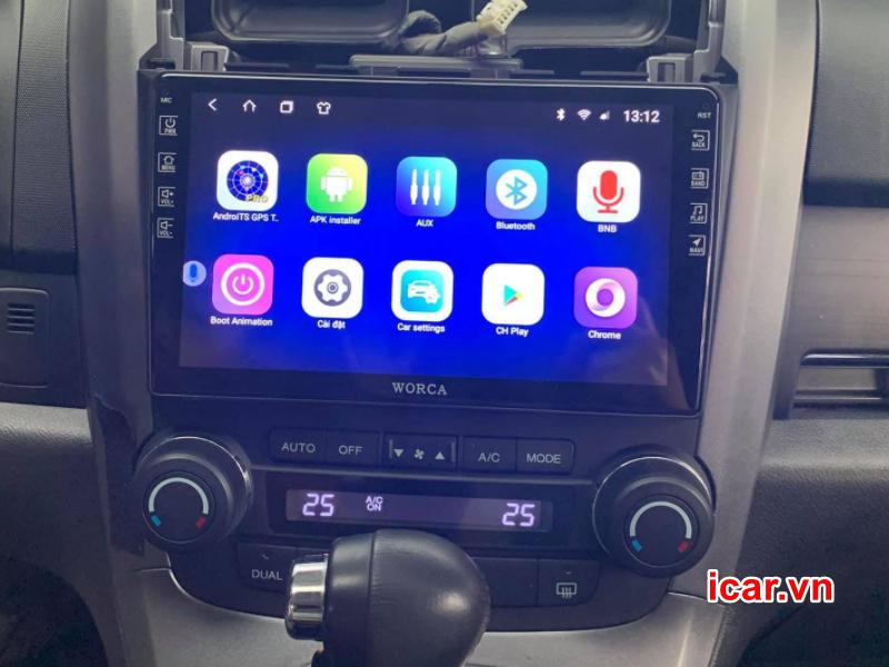 màn hình cho xe ô tô