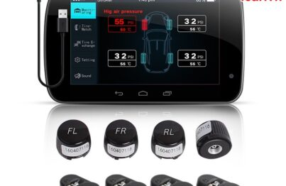 Bộ cảm biến áp suất lốp cao cấp Icar