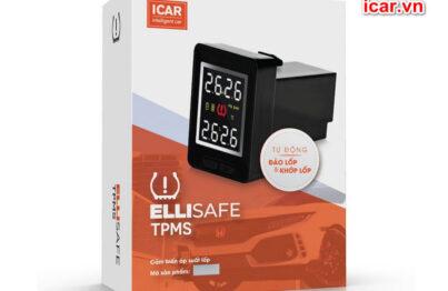 Thiết bị cảm biến áp suất lốp theo xe icar