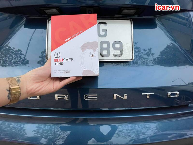 Chon cảm biến áp suất lốp chất lượng cho xe của bạn
