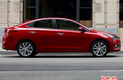 Cảm biến áp suất lốp theo xe Hyundai Accent