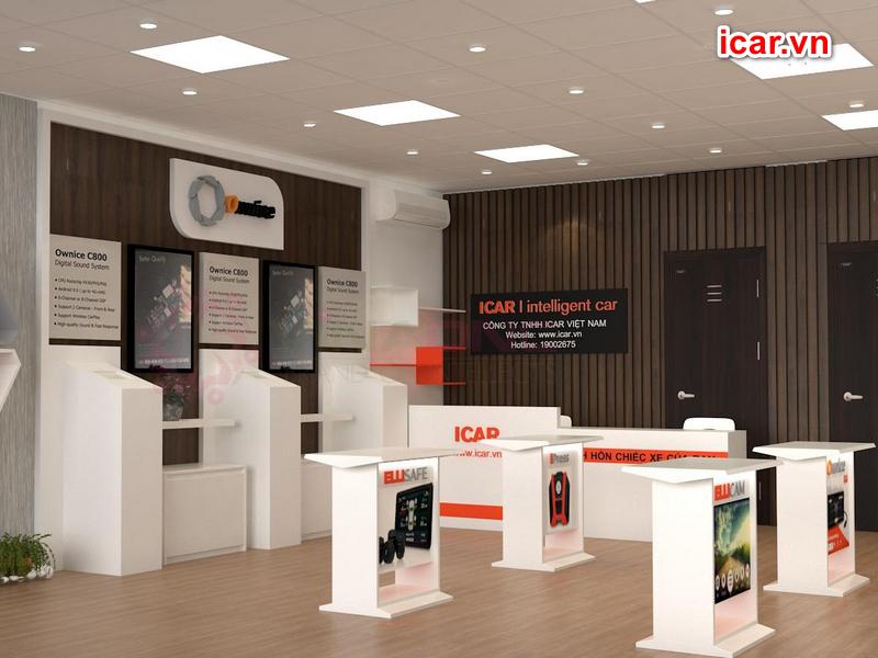 Địa chỉ cung cấp cảm biến áp suất lốp Icar chính hãng