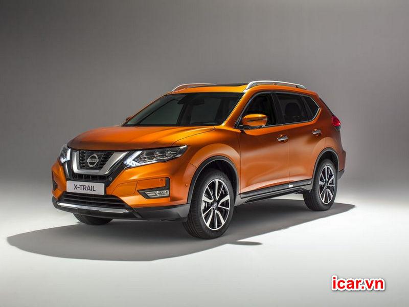 Xe Nissan-X-Trail