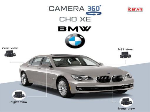 Dòng xe đầu tiên sỡ hữu hệ thống camera 360 ô tô