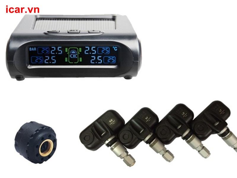 Cảm biến áp suất lốp là gì?