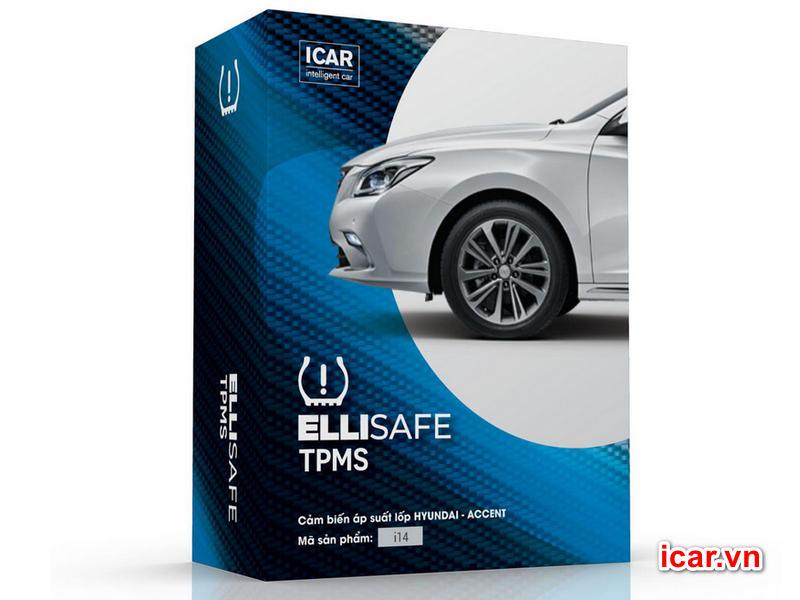 Cảm biến áp suất lốp i Serials i14