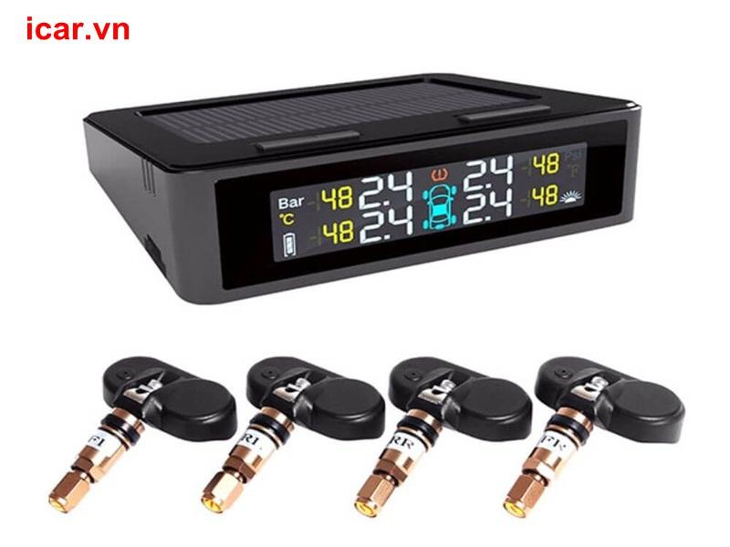 Hệ thống cảm biến áp suất lốp TN402 Icar
