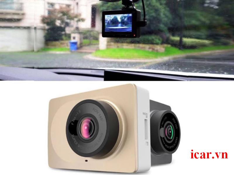 Camera hành trình Xiaomi chỉ dẫn đường chính xác