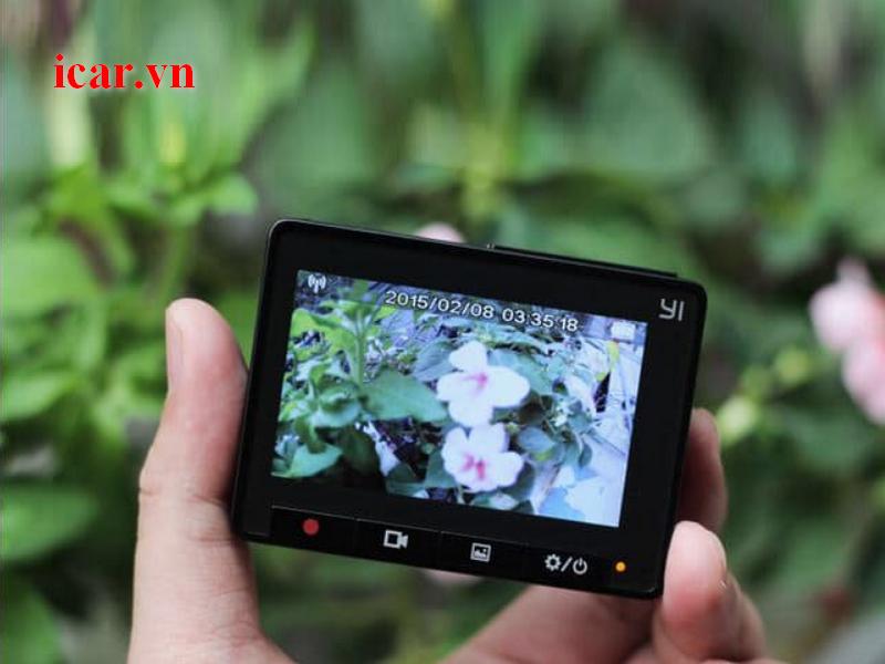 Camera hành trình Xiaomi với thiết kế đẹp mắt