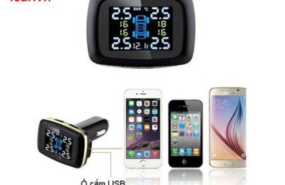 Icar hiện đại với thiết bị cảm biến kết nối thông minh