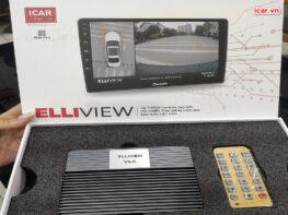 Sản phẩm camera 360 ô tô Elliview V4 bản S tiêu chuẩn