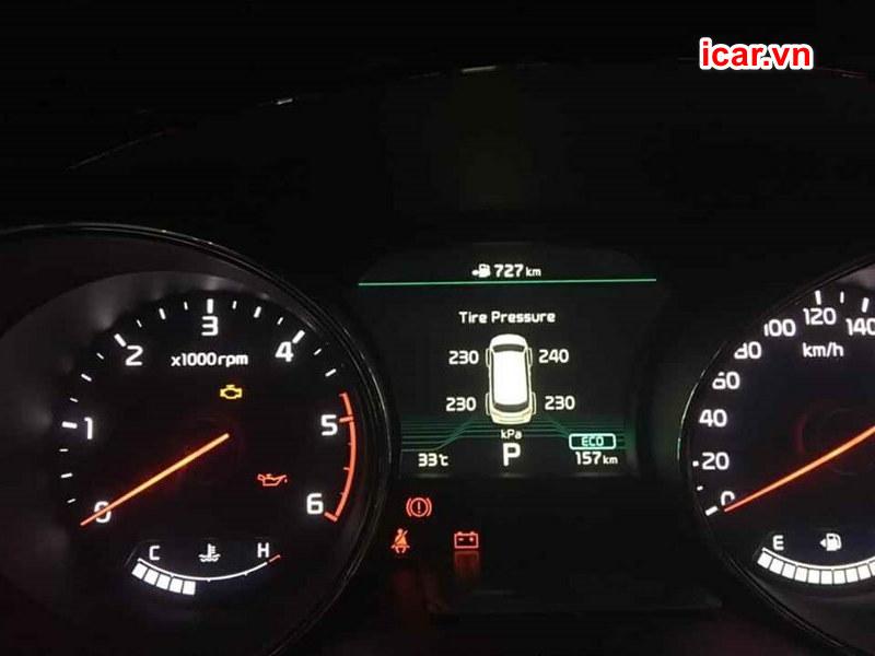 Cảm biến áp suất lốp theo xe icar i1X