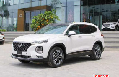 Xe Hyundai Santafe 2019