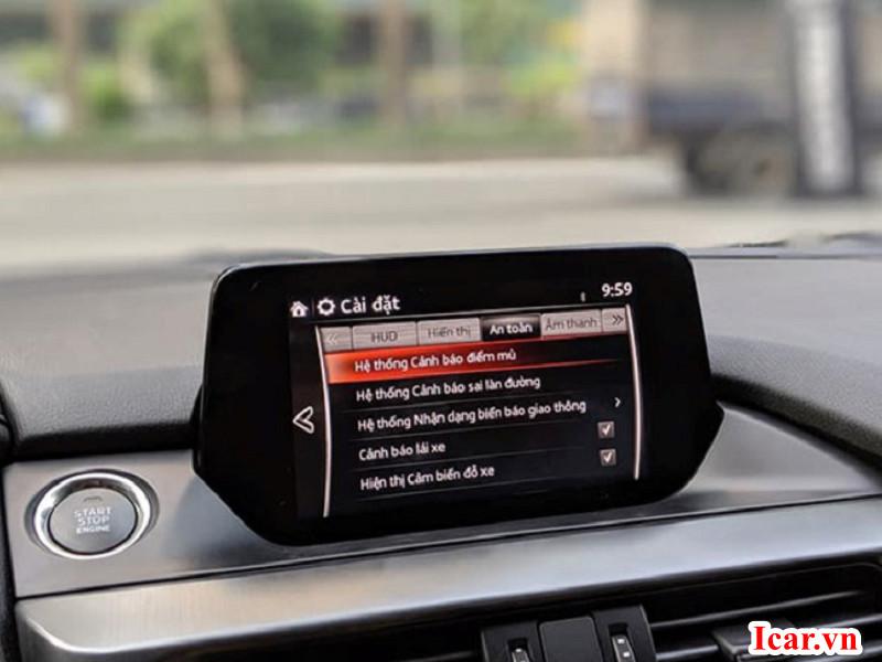 Hướng dẫn kích hoạt tính năng ẩn cho Mazda CX 5 2019